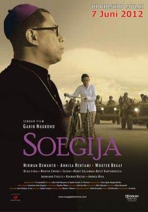 Soegija - Promotional poster