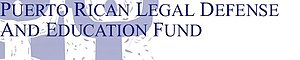 LatinoJustice PRLDEF - Image: PRLDEF logo