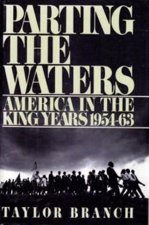 America in the King Years - Image: Parting the Waters America in the King Years