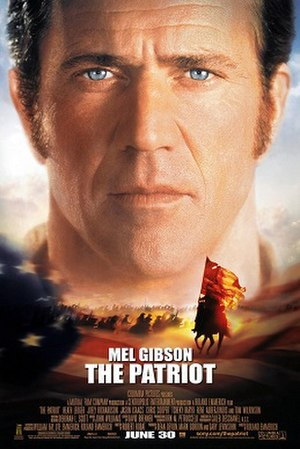 The Patriot (2000 film) - Theatrical release poster