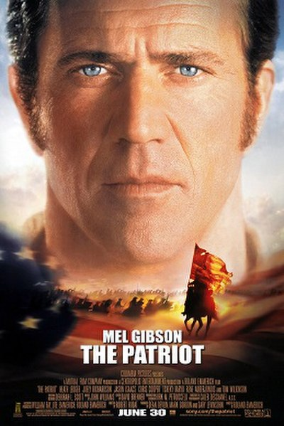 Picture of a movie: The Patriot