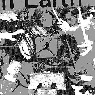 Peace on Earth, War on Stage - Image: Peace on Earth, War on Stage