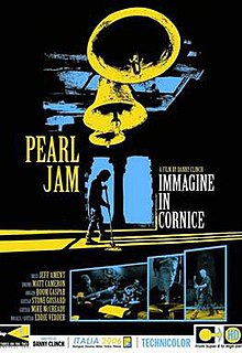 <i>Immagine in Cornice</i> 2007 video by Pearl Jam