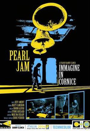 Immagine in Cornice - Image: Pearl Jam Immagine In Cornice DVD