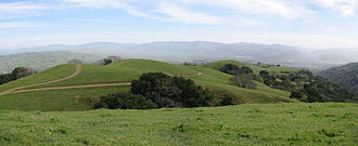Pleasanton Ridge Regional Park - Image: Pleasanton Ridge 12