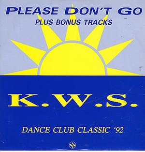 Please Don't Go (KC and the Sunshine Band song) - Image: Please Dont Go KWS