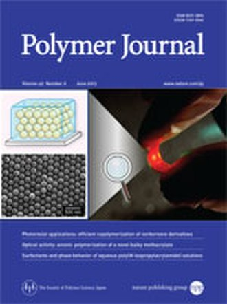 Polymer Journal - Image: Polymer Journal Cover