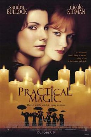 Practical Magic - Promotional poster