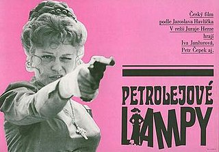 <i>Oil Lamps</i> (film) 1971 film by Juraj Herz