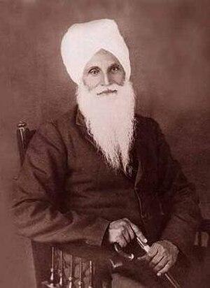 Sawan Singh - Image: RS sawan