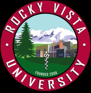 Rocky Vista University College of Osteopathic Medicine - Image: RVU Official Logo