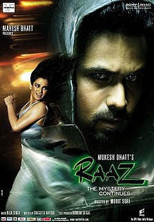 <i>Raaz: The Mystery Continues</i> 2009 Indian film