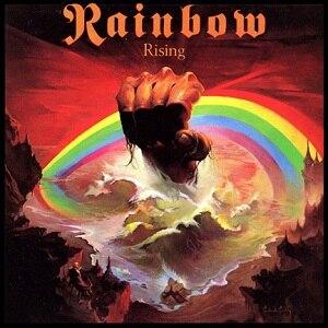 Rising (Rainbow album) - Image: Rainbow Rainbow Rising