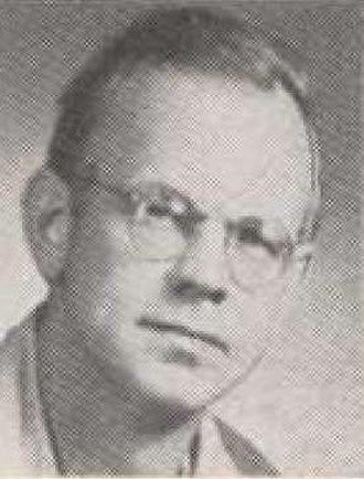 Raymond Z. Gallun - Raymond Z. Gallun c. 1953