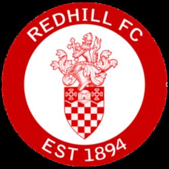 Redhill F.C. - Image: Redhillbadge