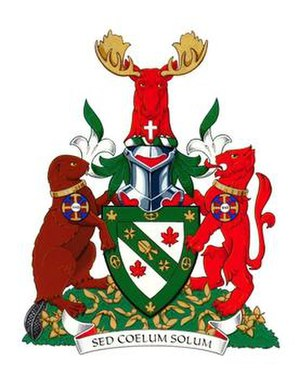 Renison University College - Coat of arms of Renison University College