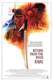 <i>Return from the River Kwai</i> 1989 British war film