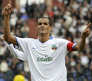 Rivaldo Brazilian footballer