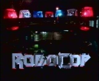 <i>RoboCop: The Series</i> 1994 Canadian TV series