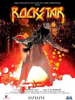 <i>Rockstar</i> (2011 film) 2011 Indian Hindi musical romantic drama film