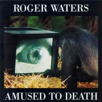 Amused to Death - Image: Roger Waters Amused to Death