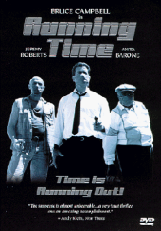 Running Time (film) - DVD cover