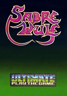 <i>Sabre Wulf</i> 1984 video game