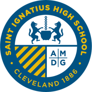 Saint Ignatius High School (Cleveland) - Image: Saint Ignatius High School Logo