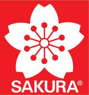 Sakura Color Products Corporation - Image: Sakura logo