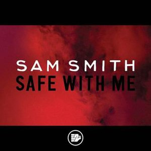 Safe with Me - Image: Sam Smith Safe with Me