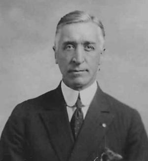 Samuel Huston Thompson - Huston, 1923