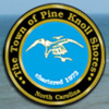 Official seal of Pine Knoll Shores, North Carolina