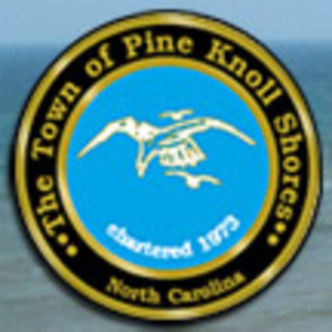 Pine Knoll Shores, North Carolina - Image: Seal of Pine Knoll Shores, North Carolina