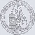 Göttingen law faculty logo