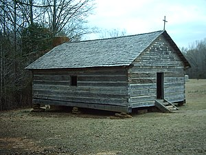 19th Tennessee Infantry - Shiloh Church