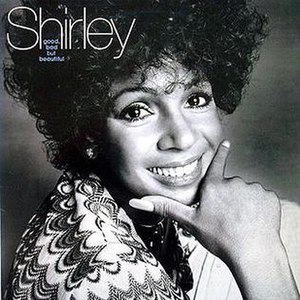 Good, Bad but Beautiful - Image: Shirley Bassey Good Bad but Beautiful