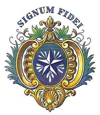 De La Salle Brothers - Image: Signum Fidei