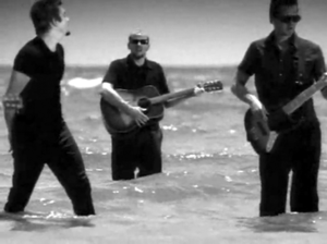 Someday (Sugar Ray song) - Sugar Ray performing the song on a beach in the music video