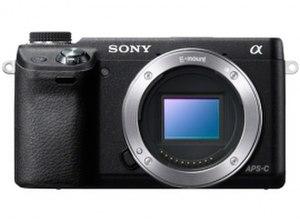 Sony NEX-6 - Image: Sony Nex 6 Body