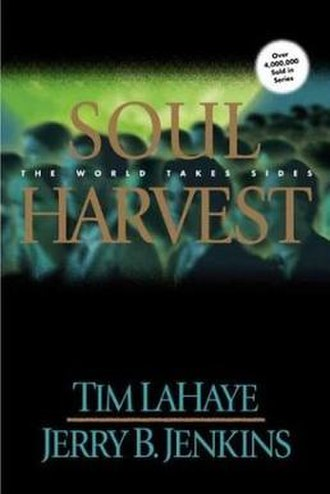 Soul Harvest - Reissue cover using first edition artwork