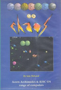 Spheres of Chaos cover (Acorn Archimedes).jpg