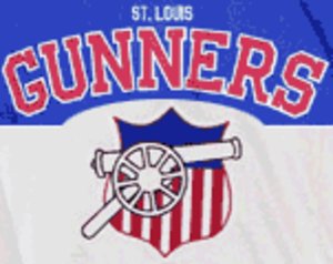 St. Louis Gunners - Image: St Louis Gunners