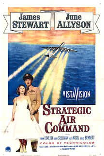 <i>Strategic Air Command</i> (film) 1955 film by Anthony Mann