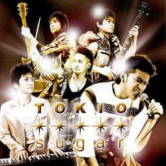 Sugar (Tokio album) - Image: Sugar TOKIO album cover