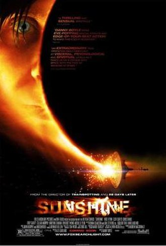 Sunshine (2007 film) - Theatrical release poster