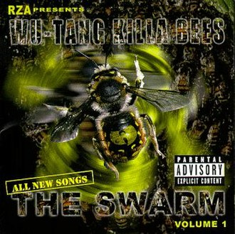 The Swarm (album) - Image: Swarmwu