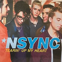 NSYNC — Tearin' Up My Heart (studio acapella)