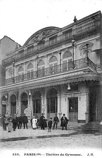 Théâtre du Gymnase Marie Bell - Théâtre du Gymnase
