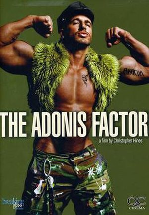 The Adonis Factor - Theatrical release poster