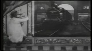 <i>The Countryman and the Cinematograph</i> 1901 film by Robert W. Paul